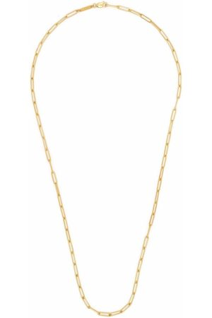 TOM WOOD Box Chain gold-plated sterling silver necklace