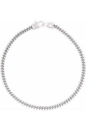 TOM WOOD Curb sterling silver bracelet
