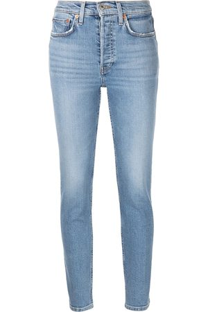 RE/DONE Ultra Stretch cropped jeans