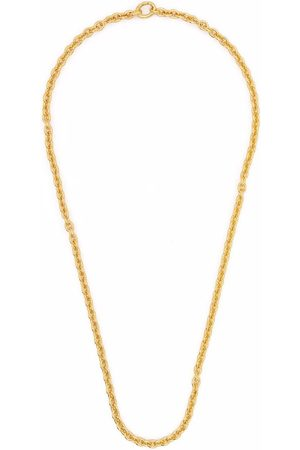 Tom Wood Ada Slim gold-plated sterling silver necklace