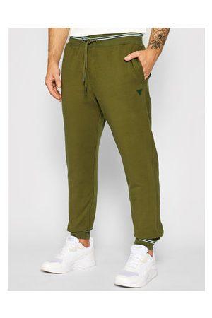 Guess Muži Tepláky - Teplákové kalhoty
