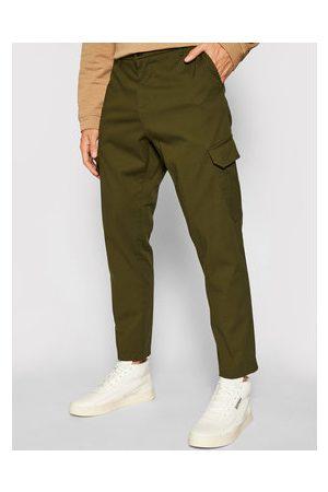Imperial Kalhoty z materiálu