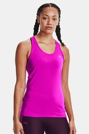 Under Armour Ženy Topy - Růžový sportovní top