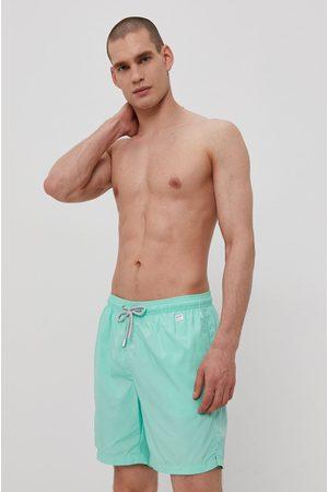 MC2 SAINT BARTH Plavkové šortky