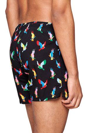 Happy Socks Plavkové šortky Cockatoo