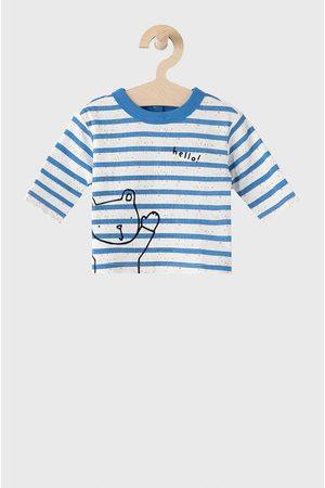 GAP Dětské tričko s dlouhým rukávem 50-86 cm