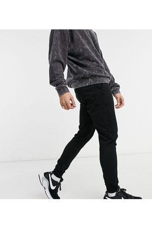 ASOS DESIGN Lightweight skinny joggers in black