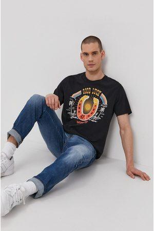 Wrangler Muži S límečkem - Tričko