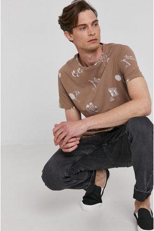 MEDICINE Muži S límečkem - Tričko Basic