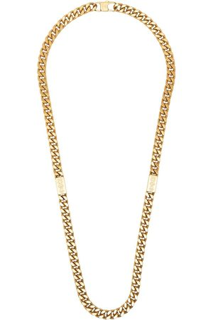 Tateossian Protective amulet chain necklace