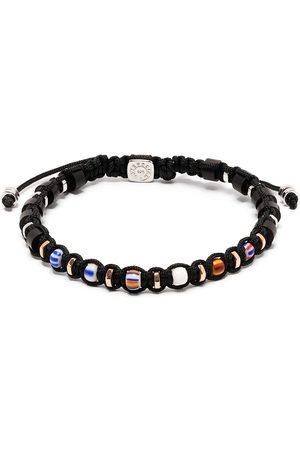 Tateossian Ghana beaded bracelet