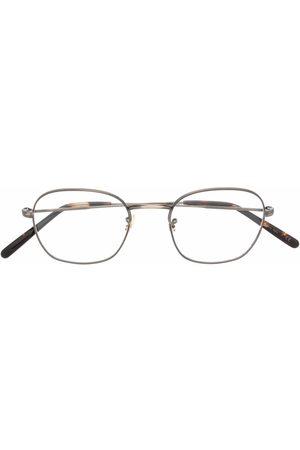 Oliver Peoples Sluneční brýle - Round-frame glasses