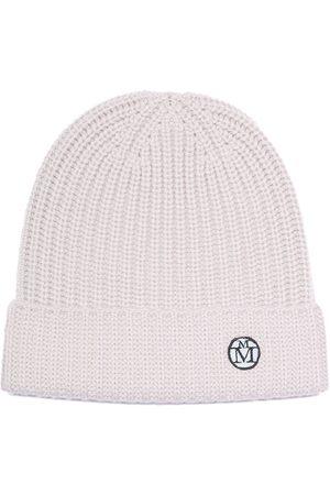 Le Mont St Michel Gigi cashmere beanie hat