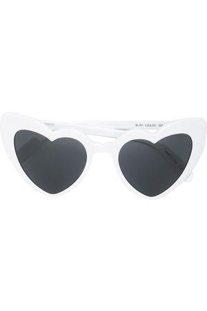 Saint Laurent Eyewear Ženy Sluneční brýle - Heart-frame sunglasses