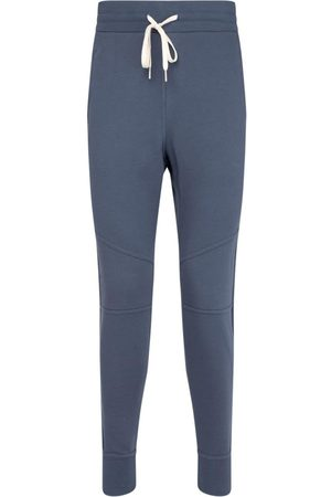 JOHN ELLIOTT Escobar cotton track trousers