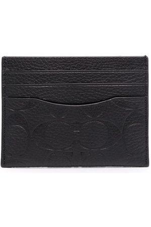 Coach Logo cardholder wallet