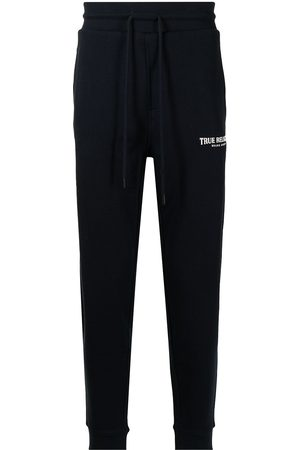 True Religion Logo-print track trousers