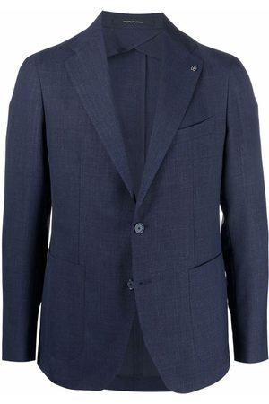 TAGLIATORE Single breasted suit jacket