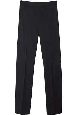 Carolina Herrera Skinny-cut cropped trousers