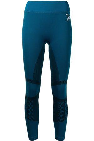 Kenzo Logo-print panelled leggings
