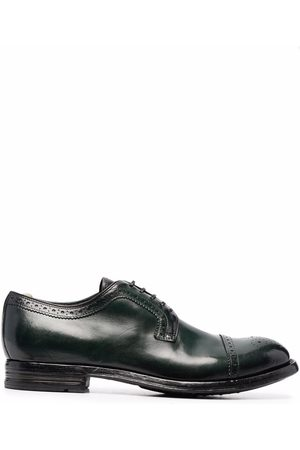 Officine creative Balance leather derby shoes