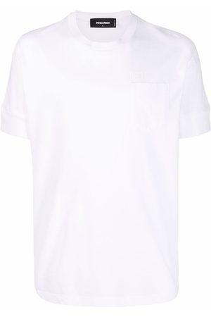 Dsquared2 Chest patch-pocket T-shirt