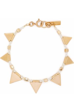 Isabel Marant Rocio beaded bracelet