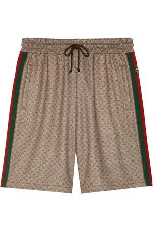 Gucci Muži Kraťasy - GG jersey shorts