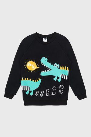 GarNA MAMA sp. Z o.o. Chlapci Mikiny bez kapuce - Chlapecká mikina Dinosaurus