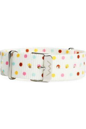 VUCH Nylonový pásek Silver Dots