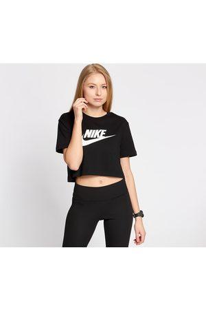 Nike Ženy Trička - Sportswear Tee Black/ White