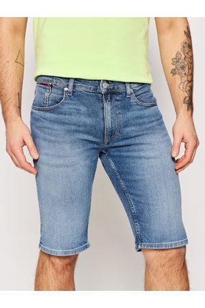 Tommy Jeans Pánské džínové šortky