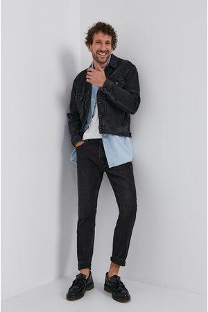 AllSaints Muži Džínové bundy - Džínová bunda