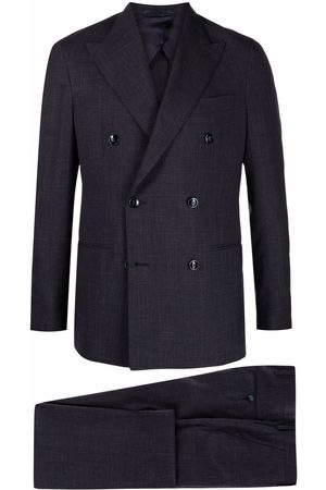 Barba Double-breasted suit