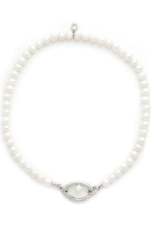 CAPSULE ELEVEN Eye opener pearl necklace