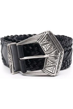 Etro Western-style buckle belt