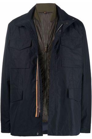 PAUL SMITH Field zip-up jacket