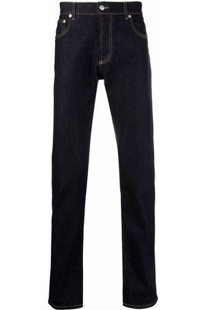 Alexander McQueen Muži Slim - Slim-fit denim jeans