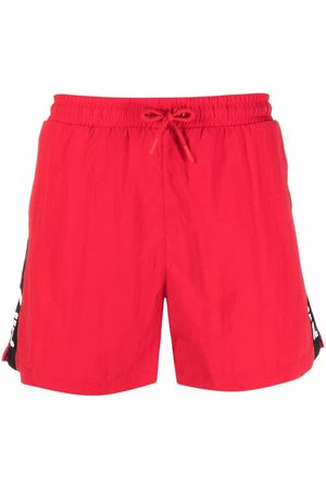 Fila Logo-tape swim shorts