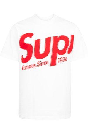 Supreme S krátkým rukávem - Intarsia Spellout T-shirt