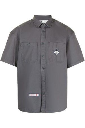 izzue Short-sleeve cotton shirt