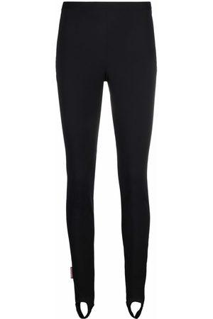 Dsquared2 Ženy Legíny - Stirrup skinny leggings
