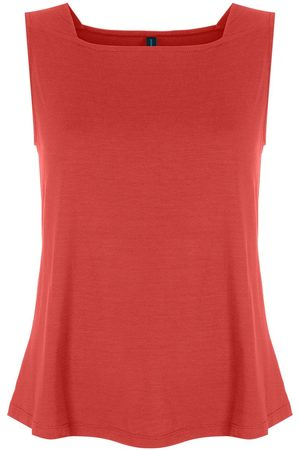 Lygia & Nanny Square-neck blouse