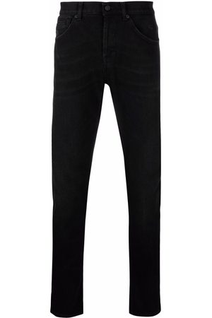 Dondup High-rise slim-fit jeans