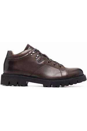Eleventy Lace-up hiking boots