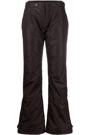 AMBUSH Ženy Široké nohavice - Padded nylon trousers