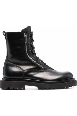 Officine Creative Ultimate Lux lace-up leather boots
