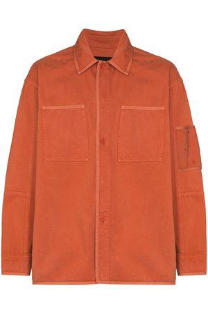 A-cold-wall* Muži S dlouhým rukávem - Spray long-sleeve shirt