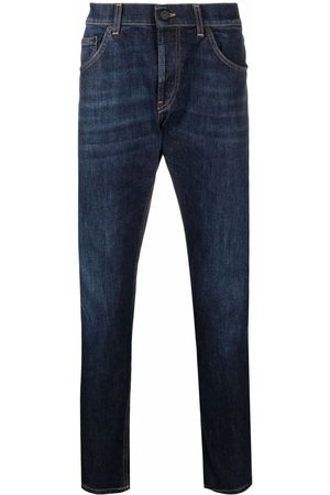 Dondup High-rise slim fit jeans