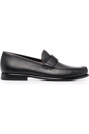 Salvatore Ferragamo Vara buckle loafers